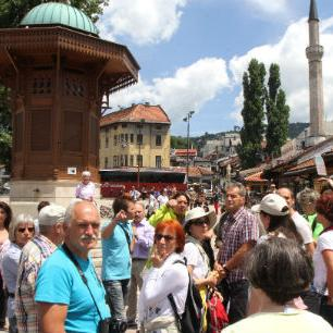 Drugačiji mentalitet i tradicija spasili su turizam u Sarajevu i BiH, s obzirom na to da je u proteklih nekoliko godina ramazan u jeku turističke sezone.