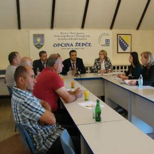 Voćarstvo je grana poljoprivrede koja se na području općine Žepče sve više intenzivira.