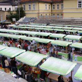 Sedmi Međunarodni festival hrane 'Konjic Food Fest' svečano je otvoren danas u Konjicu.