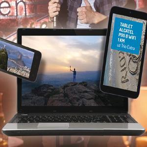Open To Go vam pruža mogućnost da gledate TV sadržaje i kada ste u pokretu