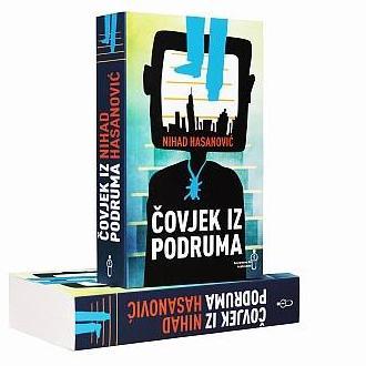 Posjetite knjižaru Buybook, Radićeva 4,  23.01.2014. u 19:30 i prisustvujte promociji romana Nihada Hasanovića Čovjek iz podruma.