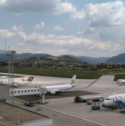Međunarodni aerodrom Sarajevo uvođenjem novih linija početkom naredne godine očekuje da će broj putnika biti još veći od 800.000.