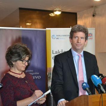 IFC pruža snažnu podršku razvoju privatnog sektora u KS kroz investicije.