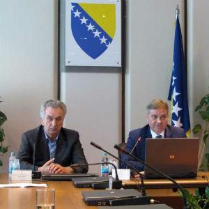 Prve efekte provođenja Agende Zvizdić očekuje u posljednjem tromjesečju ove godine, a kao glavni cilj naveo je podnošenje aplikacije za članstvo u EU krajem ove ili početkom naredne godine.