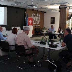 MEG projekat finansira Vlada Švicarske, a za implementaciju je odabran UNDP u Bosni i Hercegovini.