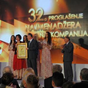 Nagrada za ličnost godine regiona jugoistočne i srednje Evrope uručena je predsjedniku Bugarske Rosenu Plevnelievu.