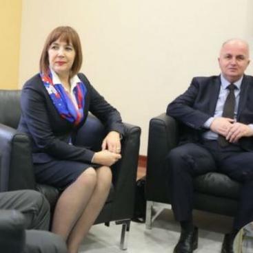 Mušić očekuje kako bi se u skorije vrijeme sve razine vlasti mogle ponovno udružiti u pomoć pri obnovi razrušenih objekata u Mostaru te osigurati financijska sredstva kako bi se moglo započeti s obnovom tih objekata.