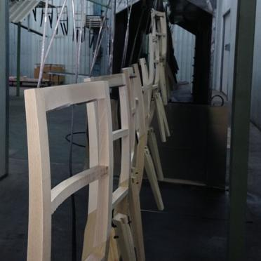 """Bosnia and Herzegovina's furniture industry MS&WOOD (""""Masters and Wood"""") made the 50th delivery of chairs to the world's largest furniture store chain IKEA."""