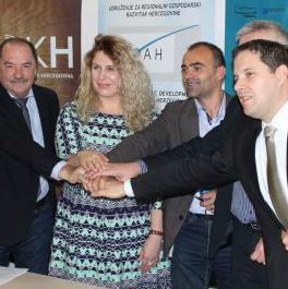 Cilj ovog Sporazuma je doprinijeti jačanju konkurentnosti i razvitaka gospodarstva na području cijele regije Hercegovine.