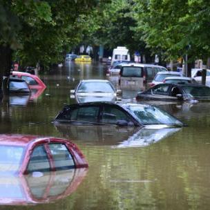 U informaciji se ističe da je ostatak sredstava korišten za sanaciju vodoprivrednih objekata, putne infrastrukture, školskih objekta, te fiskulturnih sala.