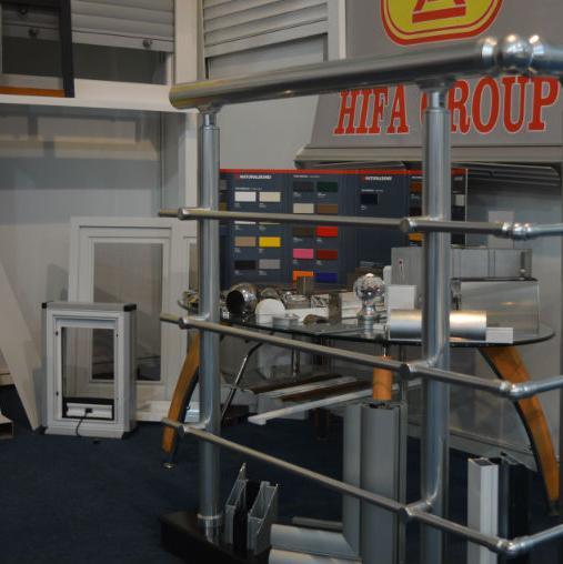 Firma Euro-Roal Doboj Jug na tržištu Bosne i Hercegovine prepoznatljiva je kao jedan od vodećih distributera aluminijskih profila, nehrđajućim čelicima, inoxom i građevinskim okovima.