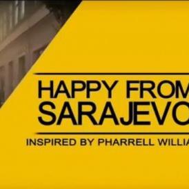 """Aktivisti širom svijeta proteklog mjeseca uključili su se u zanimljiv projekat koji je pokrenuo Pharrell Williams sa svojom pjesmom """"Happy""""."""
