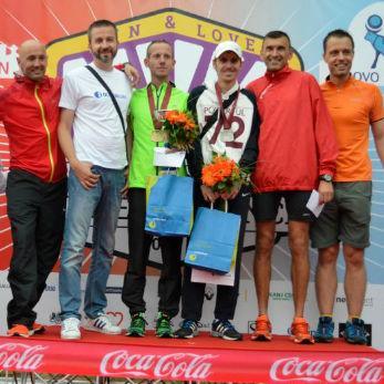 Mađar Tamas Nagy sa rekordnim vremenom 1:06:38 pobjednik je 9. Coca-Cola Sarajevo polumaratona, dok je u ženskoj konkurenciji titulu pobjednice od prošle godine odbranila Srbijanka Olivera Jevtić sa vremenom 1:14:30.