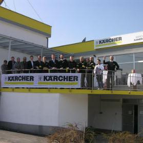 Firma Kamer Commerce d.o.o. Sarajevo u aprilu ove godine postala je prvi Kärcher Centar u Bosni i Hercegovini ali i regiji.