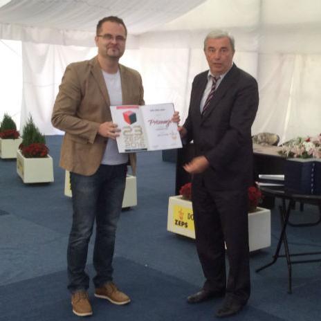 Za kolekciju proizvoda nagrade su dobili IGM iz Visokog Lipovica iz Popovače, Luminos iz Sarajeva, VSM AG Hannover te Lager iz Posušja.