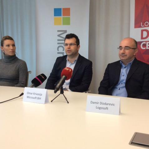 Danas je najavljeni projekt kompanije Logosoft koja u martu pokreće novi, savremeni Data Centar.