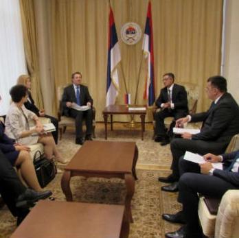 Za realizaciju projekata u BiH predviđena su sredstva u ukupnoj vrijednosti 750 miliona dolara za oba entiteta.