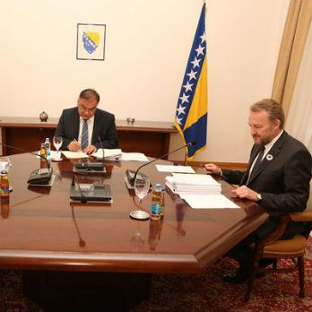 Predsjednik Republike Srpske Milorad Dodik rekao je da je Republika Srpska saglasna da bude parafira adaptirani SSP.
