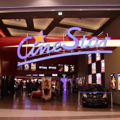 U narednom periodu planiraju se širiti i otvoriti kino dvorane multipleksa CineStar u Sarajevo i Banja Luci.