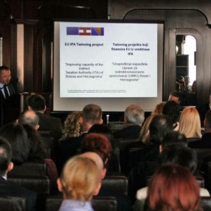 Danas je u Banjoj Luci obilježen početak Twinning projekta kojeg finansira Evropska unija.