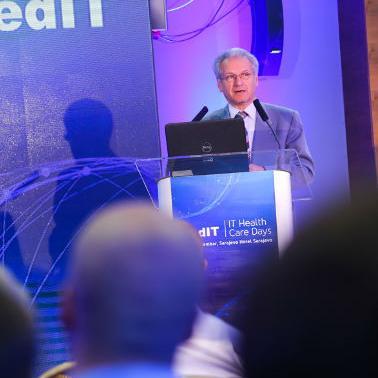 Prema riječima Samira Dedovića, direktora kompanije Medit, želja mu je da ovom konferencijom približe ovu oblast i uvežu BiH o tokove u oblasti tehnologija i informatizacije zdravstva.