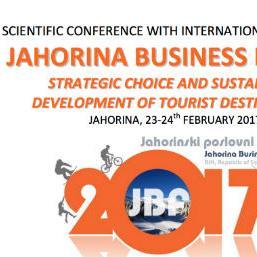 Tema ovogodišnje šeste konferencije je Strateški izbor i održiv razvoj turističke destinacije.
