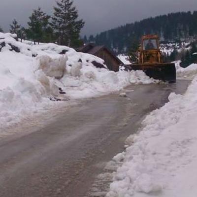 Direkcija za puteve  potražuje firmu za radovno održavanje puteva u planinskim uslovima na području općine Trnovo.