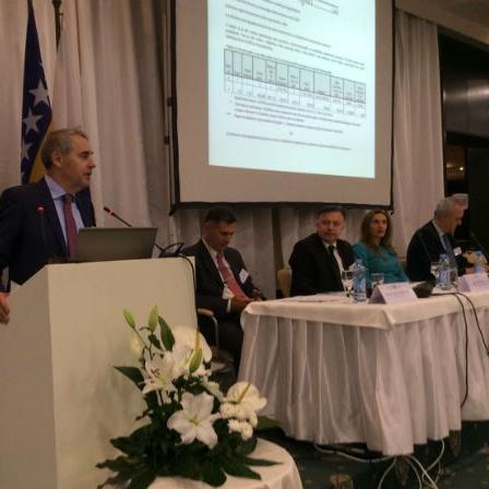 Na Konferenciji je predstavljen i katalog 58 investicionih projekata u vrijednosti oko 1,1 milijardu KM.