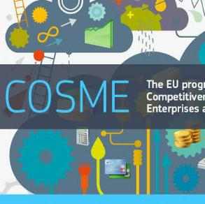 After the completion of the procedures SMEs through COSME program will have access to funds of EUR 2.3 billion