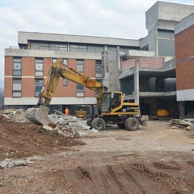Nakon adaptacije i rekonstrukcije OJ DZ Novi Grad imat će mnogo više iskoristivog prostora.