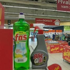 Za sada se ovi proizvodi mogu kupiti u Sarajevu, u prodavnicama u Ložioničkoj 16, BBI centru i Dobrinji, a čim Dita bude imala nove količine Konzum će ih otkupiti i plasirati u svim prodavnicama