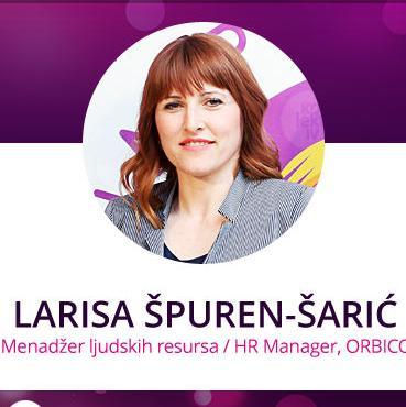 Larisa Špuren - Šarić: Zaposlenici su najveća vrijednost Orbica