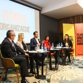 Fondacija Mozaik, u saradnji sa regionalnom mrežom SIGN održala je dvije panel-diskusije.