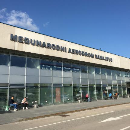 """Direktor Međunarodnog aerodroma """"Sarajevo"""" Armin Kajmaković najavio je da će veliki investicioni zamah na ovom aerodromu početi naredne godine."""