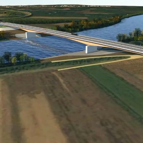 Spašeno 6,8 miliona eura za gradnju mosta Gradiška!