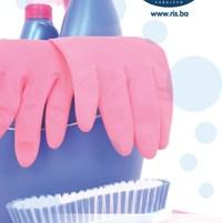 """Firma R&S d.o.o. Sarajevo, objavila je novi katalog """"Sredstva za čišćenje i održavanje higijene"""". Ovo je prvi specijalizovani B2B katalog sredstava za čišćenje i održavanje higijene u Bosni i Hercegovini."""