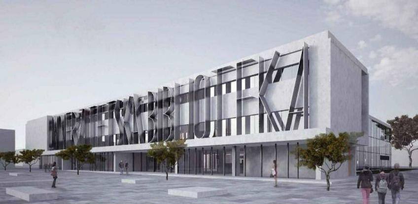 Na proljeće tender za izgradnju Univerzitetske biblioteke u Sarajevu