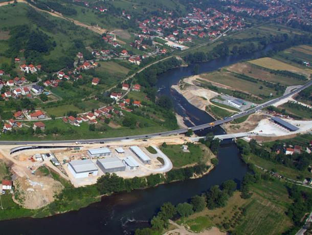 Kreditno zaduženje za izgradnju poddionice Klopče - Donja Gračanica