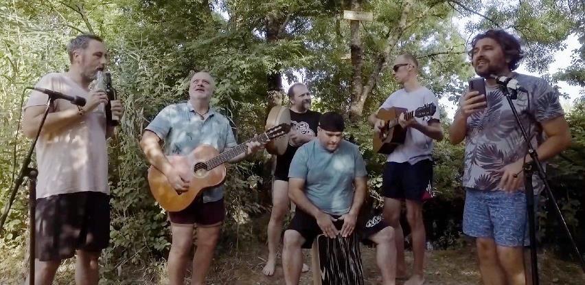 Prva autorska pjesma koja poziva na spas rijeka Balkana