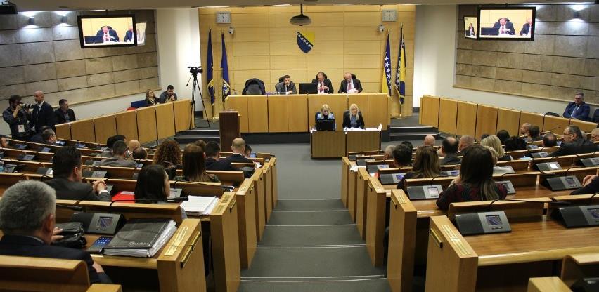 Iz Doma naroda PFBiH pozdravljaju završetak idejnog Projekta plinovoda