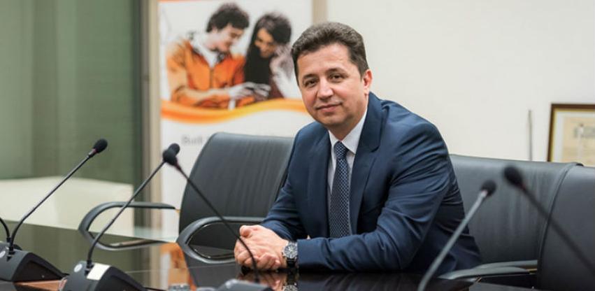 """Mirsad Zaimović podnio ostavku na poziciju direktora """"BH Telecoma"""""""