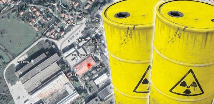 Radioaktivni otpad iz kruga Energoinvesta: Tri mjeseca za sanaciju curenja