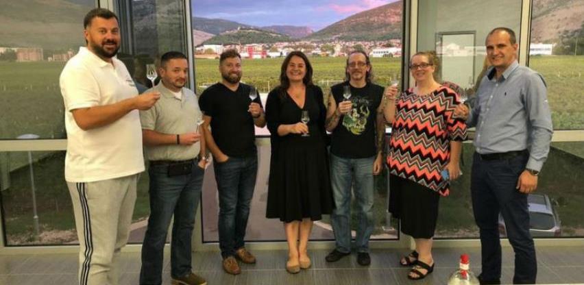 Delegacija Državne agencije za prodaju alkoholnih pića iz SAD-a u posjeti BiH