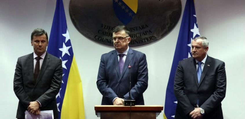 Zajednička sjednica Vijeća ministara i entitetskih vlada do kraja januara