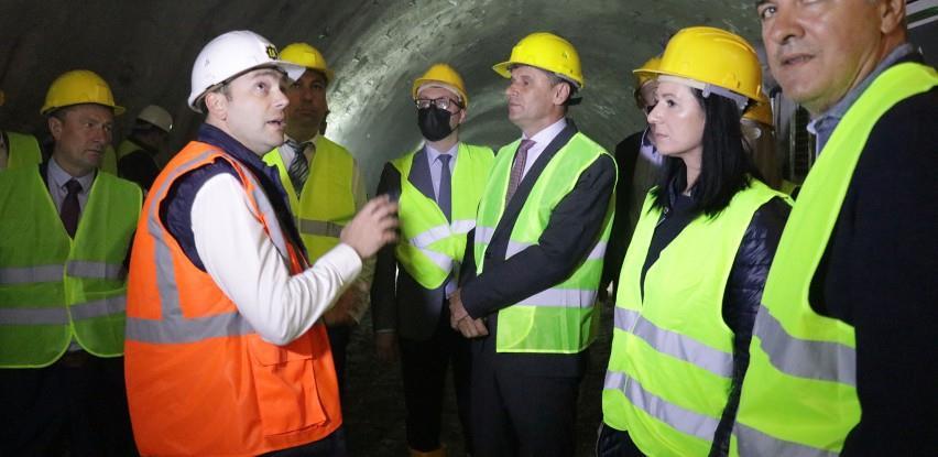 """Lasić: Kašnjenje radova na tunelu """"Hranjen"""" opravdano (VIDEO)"""
