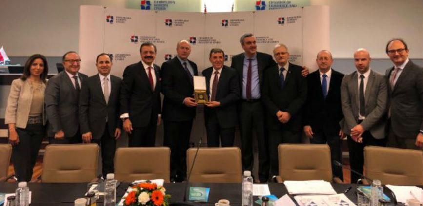 Održana Skupština Asocijacije balkanskih komora