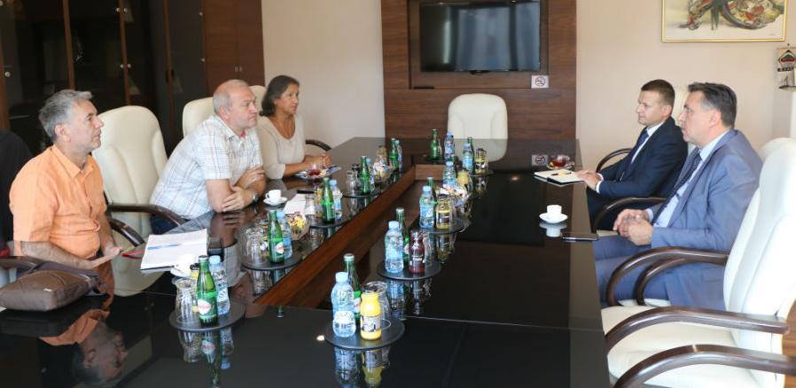 Predstavnici ZEPS-a u posjeti općini Kakanj