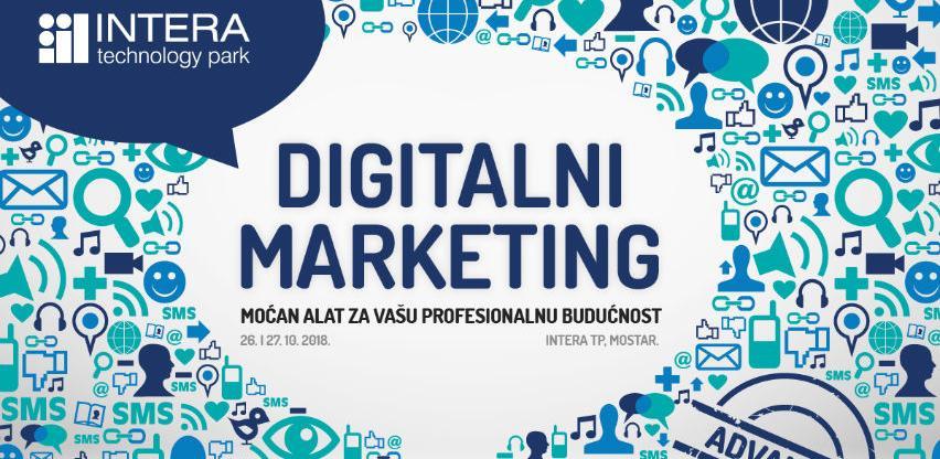 Digitalni marketing – vještine reklamiranja u digitalnom dobu