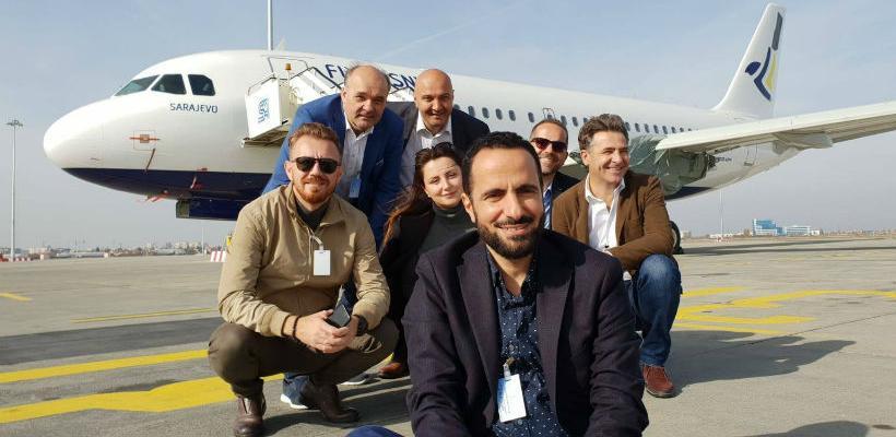 FlyBosnia kupila avion Airbus 319, nosit će ime Sarajevo