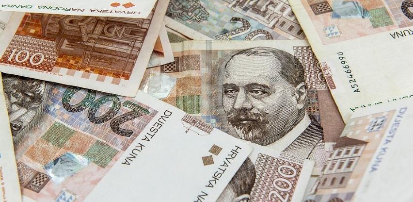 Hrvati potrošili 3,9 milijardi eura manje tokom korona krize